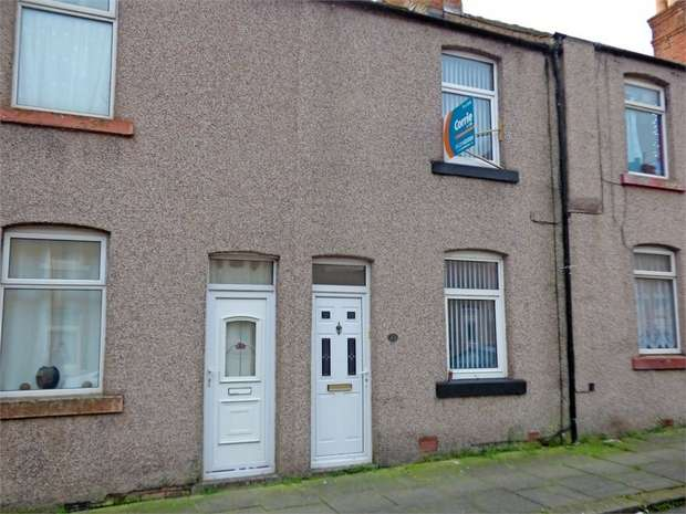 2 Bedrooms Terraced House for sale in Aberdeen Street, Barrow-in-Furness, Cumbria