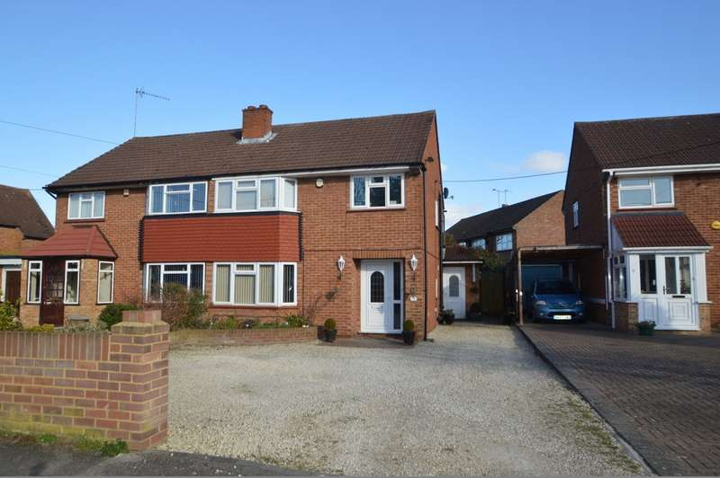 3 Bedrooms Semi Detached House for sale in Swallow Street, Iver Heath, SL0