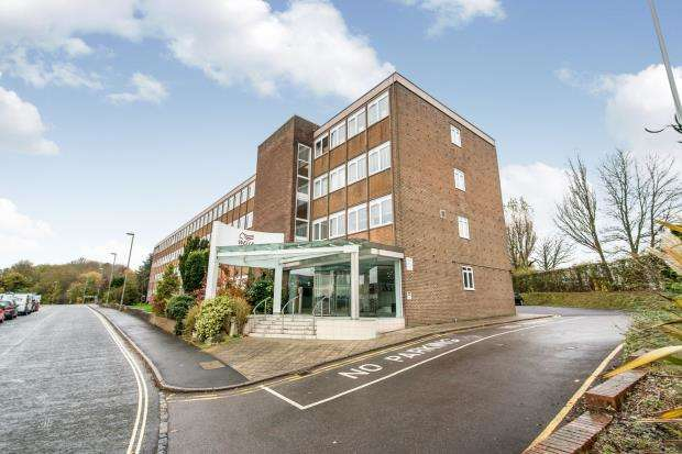 2 Bedrooms Flat for sale in Wella Road, Basingstoke, Hampshire