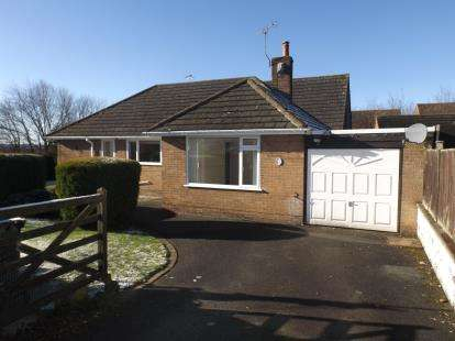 3 Bedrooms Bungalow for sale in Carnarvon Road, Huthwaite, Sutton-In-Ashfield, Nottinghamshire