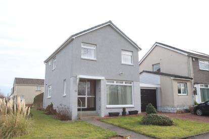 3 Bedrooms Detached House for sale in Cunninghame Drive, Kilmarnock