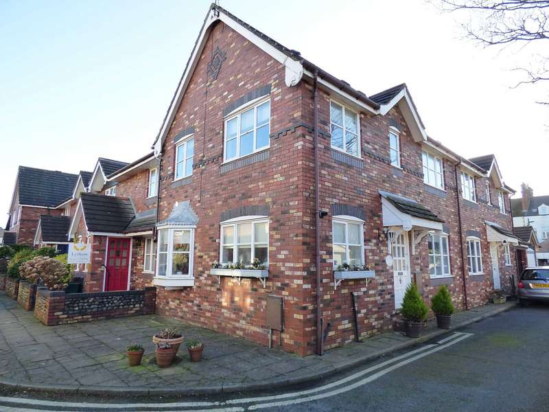 3 Bedrooms Mews House for sale in Squires Court, South Clifton Street, Lytham.