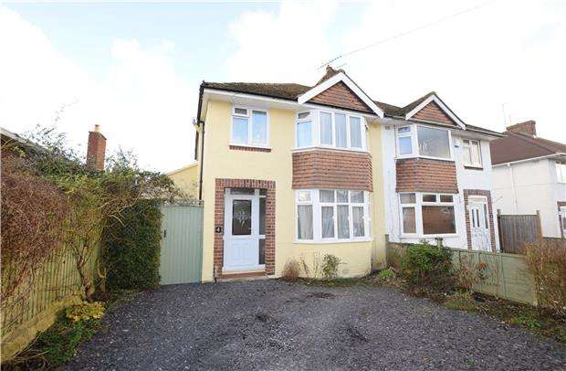 3 Bedrooms Semi Detached House for sale in Tanners Road, CHELTENHAM, Gloucestershire, GL51 7LH