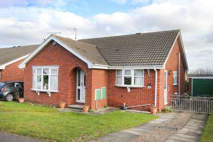 3 Bedrooms Bungalow for sale in Watkinson Gardens, Waterthorpe, Sheffield, South Yorkshire