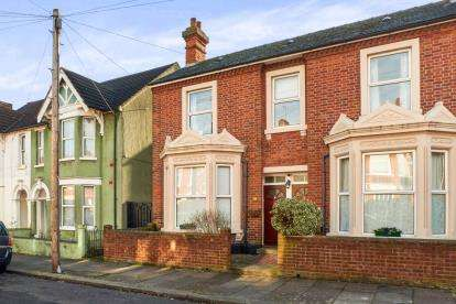 3 Bedrooms Maisonette Flat for sale in Richmond Road, Bedford, Bedfordshire