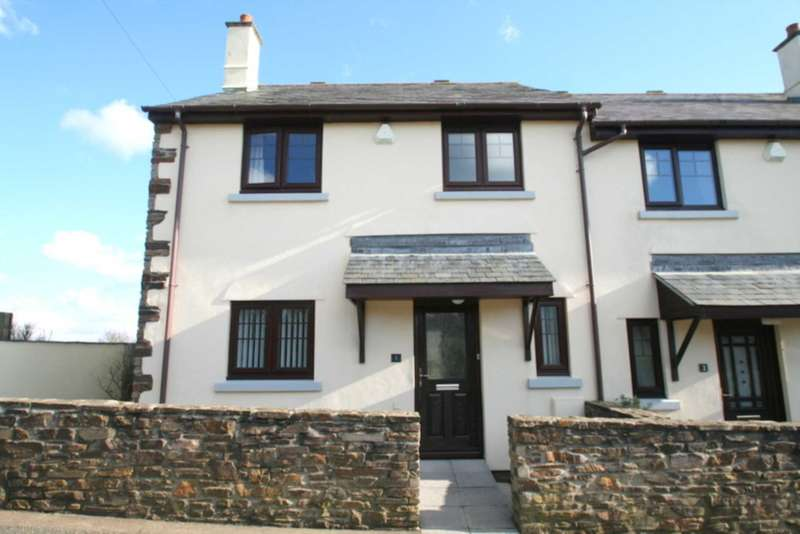 3 Bedrooms End Of Terrace House for sale in Coles Cottages, Down Thomas