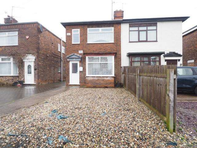 2 Bedrooms Semi Detached House for sale in Kirkstone Road, Hull, HU5 5TX