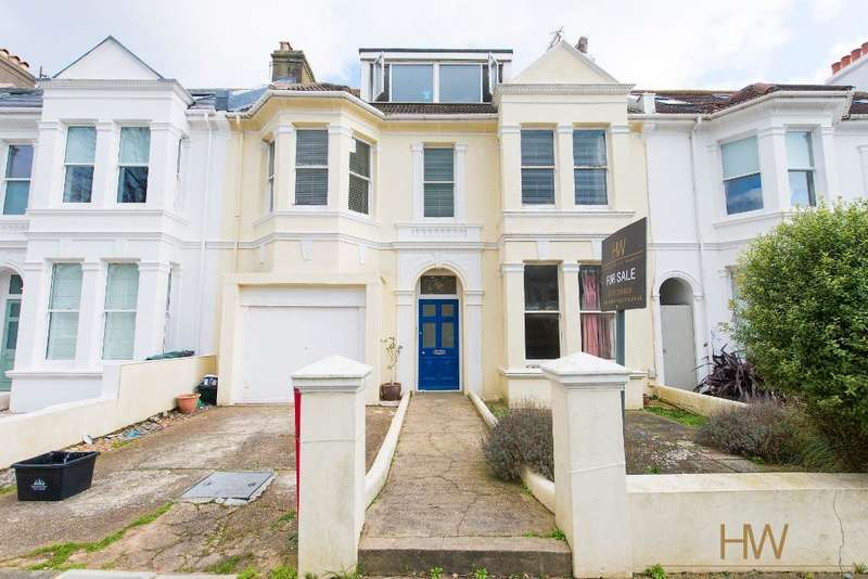 2 Bedrooms Apartment Flat for sale in Walsingham Road, Hove, East Sussex, BN3 4FE
