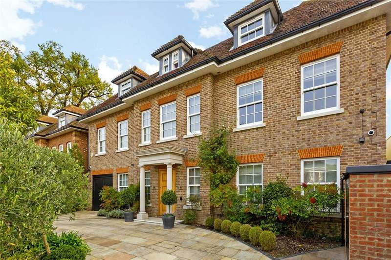 7 Bedrooms Detached House for sale in Roehampton Gate, Putney, London, SW15