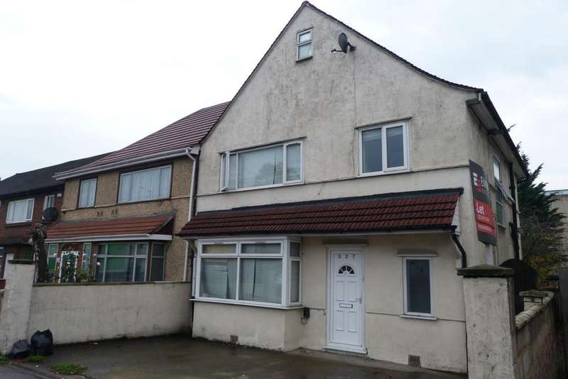 4 Bedrooms Semi Detached House for sale in North Circular Road, Nesaden