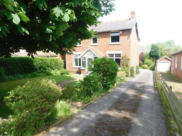 4 Bedrooms Detached House for sale in WATLING ROAD, BISHOP AUCKLAND, BISHOP AUCKLAND