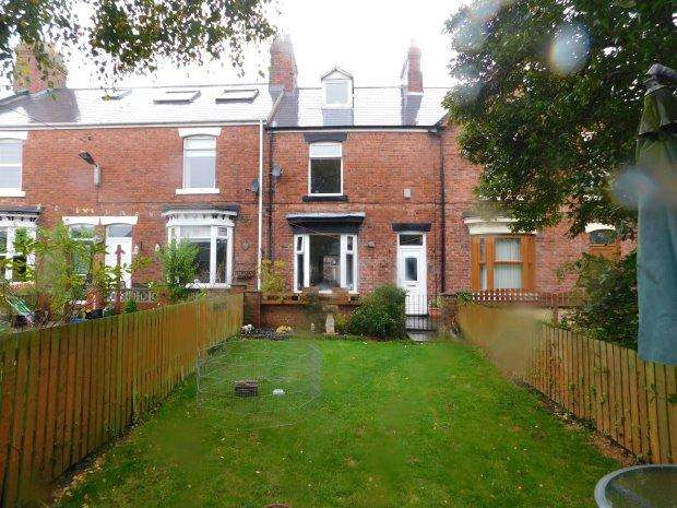 3 Bedrooms Terraced House for sale in LEOPOLD PLACE, BISHOP AUCKLAND, BISHOP AUCKLAND