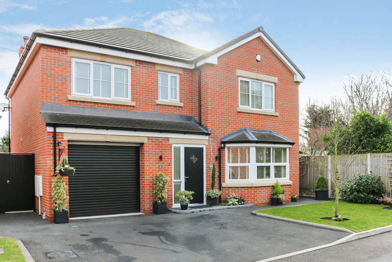 4 Bedrooms Detached House for sale in Holywell Gardens, Birkdale, Southport