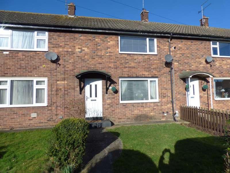 2 Bedrooms Terraced House for sale in Wickwane Road, Beverley, HU17 9PB