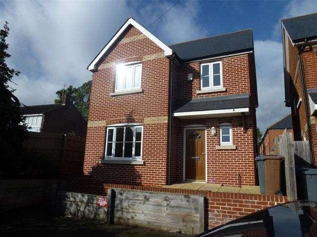 4 Bedrooms Detached House for sale in Old Barrack Road, Woodbridge