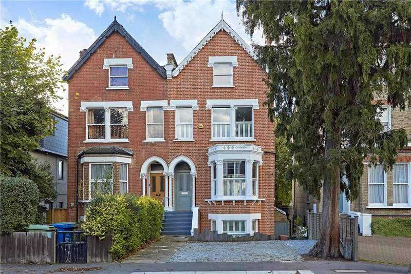5 Bedrooms Semi Detached House for sale in Underhill Road, East Dulwich, London, SE22