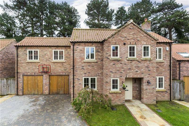 4 Bedrooms Detached House for sale in Bluebell Close, Ripon, North Yorkshire