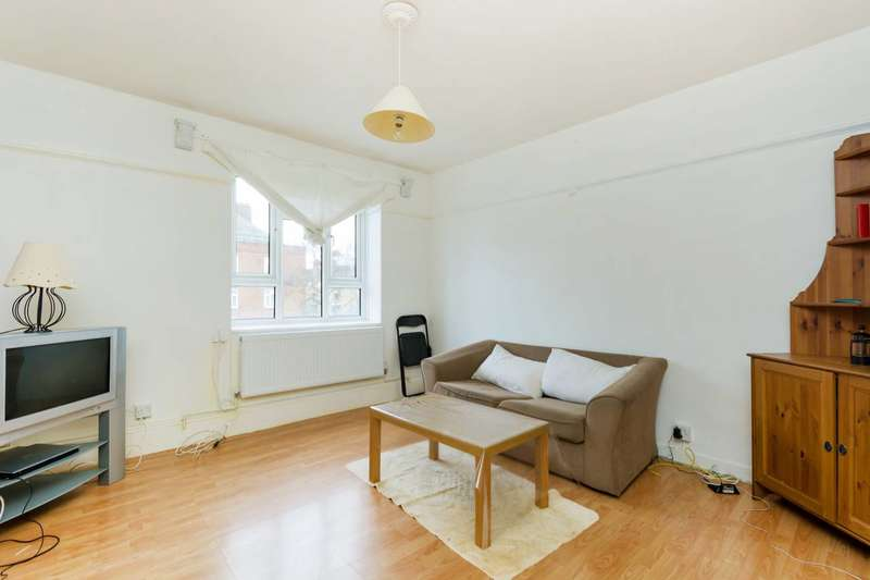 1 Bedroom Flat for sale in Tulse Hill, Tulse Hill, SW2