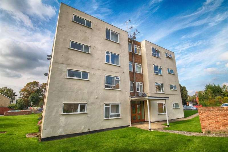 2 Bedrooms Flat for sale in Belworth Court, Hatherley, Cheltenham, GL51
