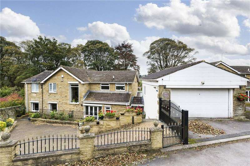 4 Bedrooms Detached House for sale in Malvern Brow, Bradford, West Yorkshire