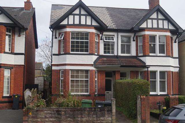 4 Bedrooms Semi Detached House for sale in Fidlas Road, Ll, Ll, Cardff CF14