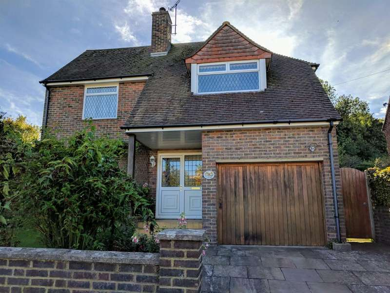 3 Bedrooms Detached House for sale in Framfield Way, Eastbourne