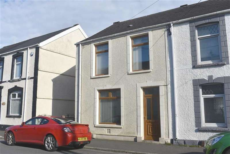 3 Bedrooms End Of Terrace House for sale in Gwalia Terrace, Gorseinon