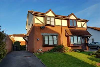 2 Bedrooms House for rent in Mulberry Close, Paignton