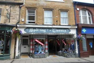 3 Bedrooms Flat for rent in CHEAP STREET, SHERBORNE