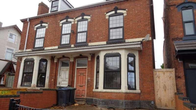 5 Bedrooms Block Of Apartments Flat for sale in Rotton Park Road, Edgebaston, Birmingham B16