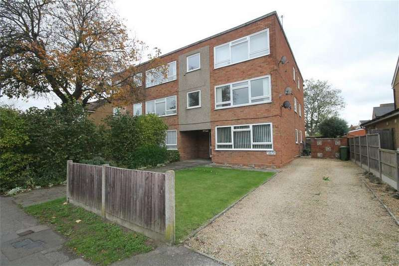 1 Bedroom Flat for sale in Stanwell Road, Ashford, Surrey