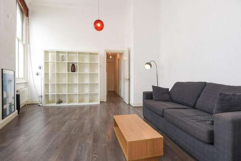 1 Bedroom Flat for sale in Canterbury Road, Kilburn Park