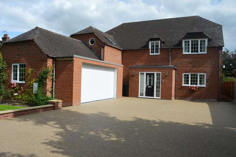 4 Bedrooms Detached House for sale in 46 Shrewsbury Road, Church Stretton SY6