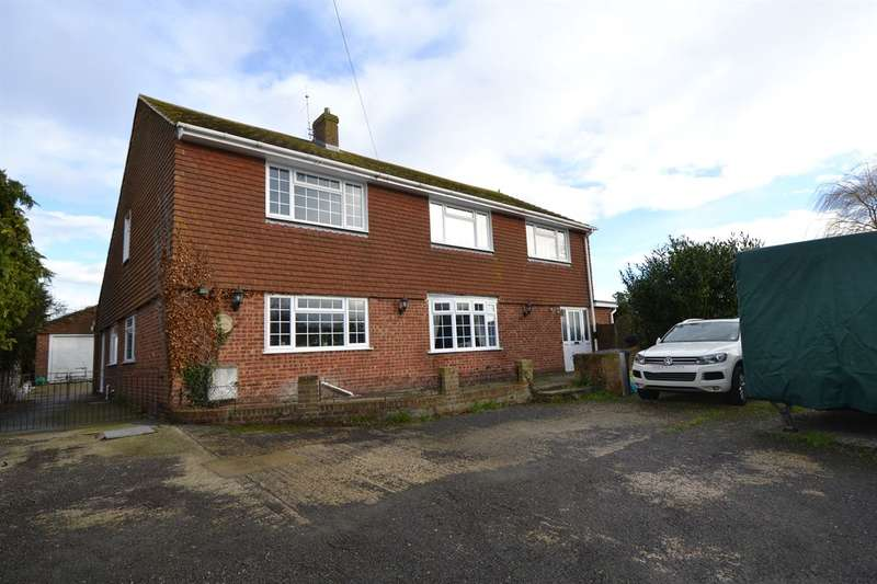 5 Bedrooms Detached House for sale in 5 Seasalter Lane, Whitstable