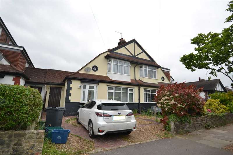 5 Bedrooms Semi Detached House for sale in Sunnymede Drive, Barkingside, Ilford