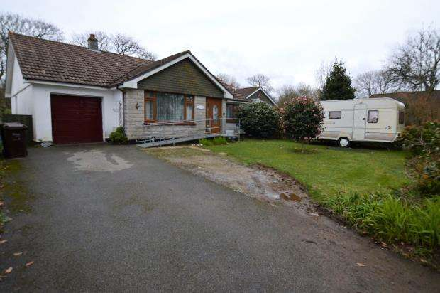 3 Bedrooms Detached Bungalow for sale in Langwedh Estate, Illogan Churchtown, Redruth, Cornwall