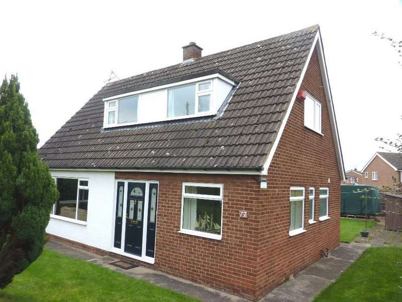 4 Bedrooms Detached House for sale in Boroughbridge Road, Northallerton