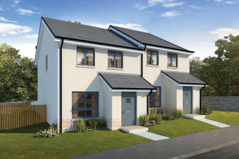 3 Bedrooms Semi Detached House for sale in Grange Road, Burntisland, KY3