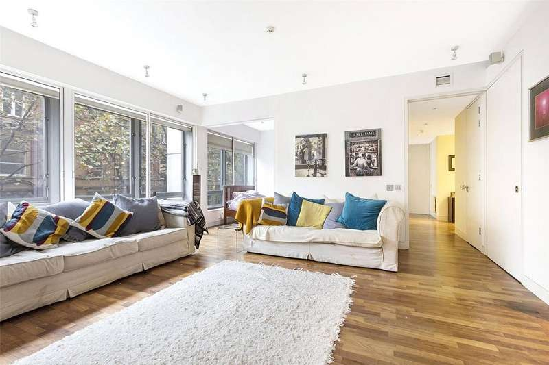 3 Bedrooms Flat for sale in Glass House, Shaftesbury Avenue, Soho, London, WC2H