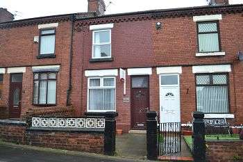 3 Bedrooms Terraced House for rent in Roby Street, St. Helens, WA10 3JE