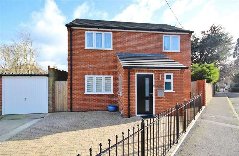 3 Bedrooms Detached House for sale in Marns Hey, Wantage, OX12