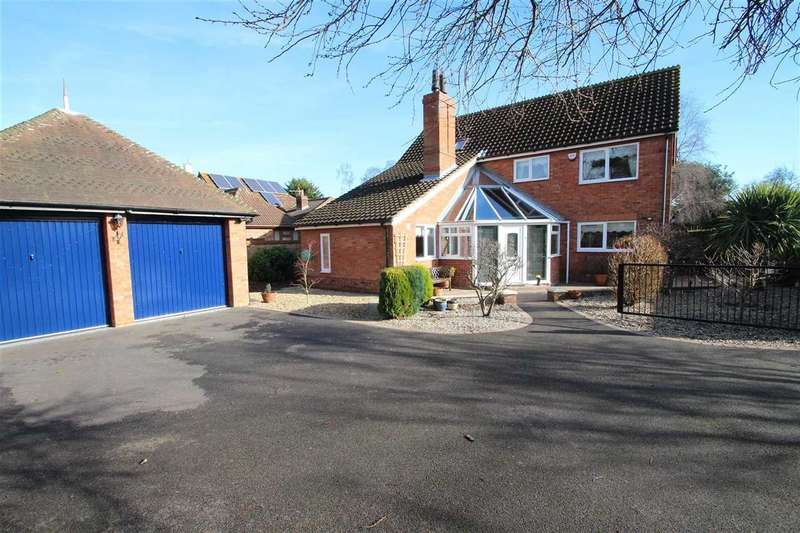 5 Bedrooms Detached House for sale in Lancaster Drive, Martlesham Heath, Ipswich