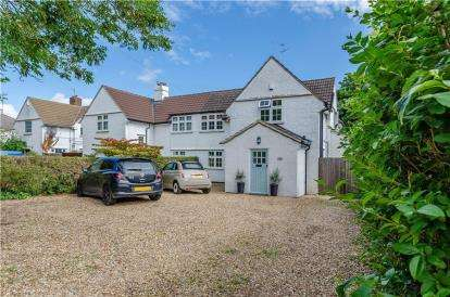 5 Bedrooms Semi Detached House for sale in Great Shelford, Cambridge