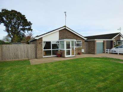 3 Bedrooms Bungalow for sale in Ashill, Thetford, Norfolk