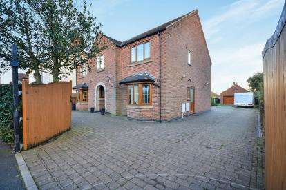 6 Bedrooms Detached House for sale in Gill Street, Sutton-In-Ashfield, Nottnghamshire