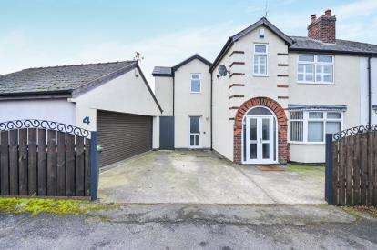4 Bedrooms Semi Detached House for sale in Milner Street, Sutton-In-Ashfield, Nottinghamshire