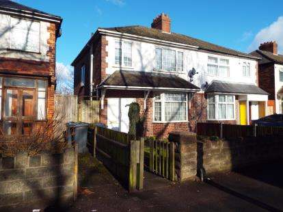 3 Bedrooms Semi Detached House for sale in Tyburn Road, Birmingham, West Midlands