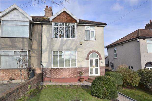 3 Bedrooms End Of Terrace House for sale in Muller Road, Eastville, Bristol, BS5 6XP
