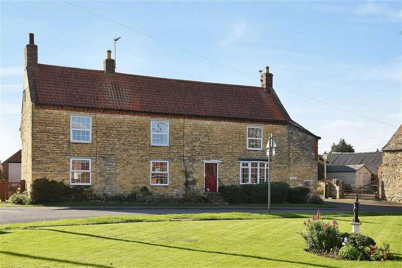 5 Bedrooms Detached House for sale in East Road, Navenby, Lincoln, Lincolnshire