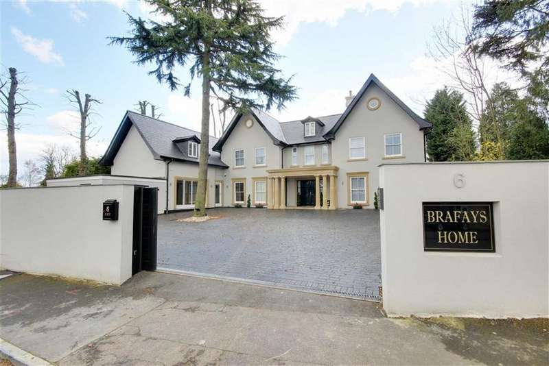 6 Bedrooms Detached House for sale in St Ronans Close, Hadley Wood, Hertfordshire